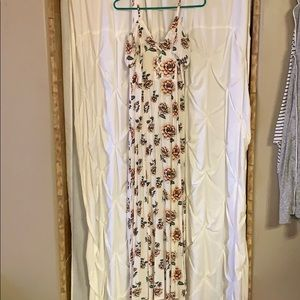 NWT forever 21 floral size S dress